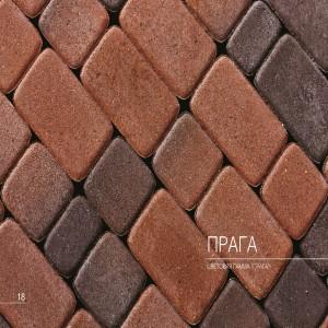 Тротуарная плитка ВИЛЛА Прага