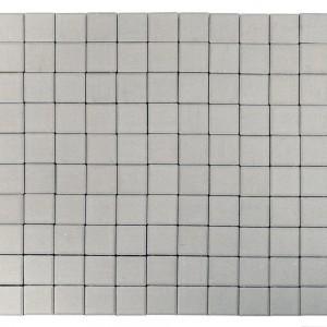 Тротуарная плитка «Лувр» БЕЛЫЙ 100x100