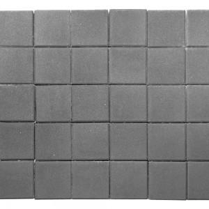 Тротуарная плитка «Лувр» СЕРЫЙ 100x100