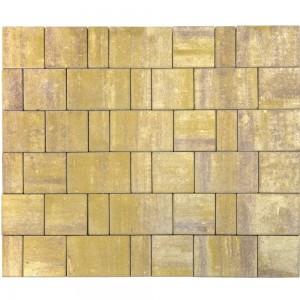 Тротуарная плитка «Старый город Ландхаус» Color Mix Тип 15 «СТЕПЬ» 60