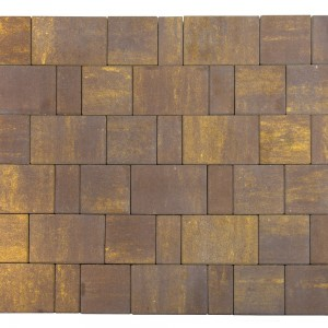Тротуарная плитка «Старый город Ландхаус» Color Mix Тип 18 «МУСКАТ»