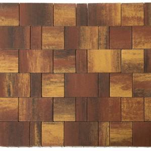 Тротуарная плитка «Старый город Ландхаус» Color Mix Тип 3 «МАЛЬВА» 60
