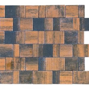 Тротуарная плитка «Старый город Ландхаус» Color Mix Тип 5 «ТЕХАС» 60