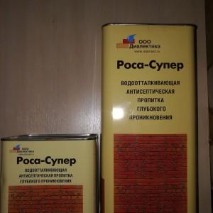 Гидрофобизатор Роса-Супер 2 л.