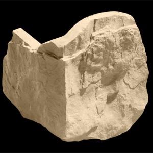 Искусственный камень Бергамо угловой элемент