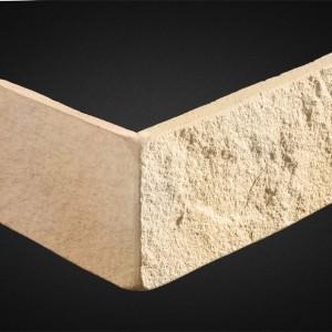 Искусственный камень Монако угловой элемент
