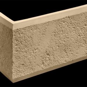 Искусственный камень Рим угловой элемент