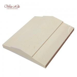 Двускатные плиты «Тиволи» 906-10 (50x46)