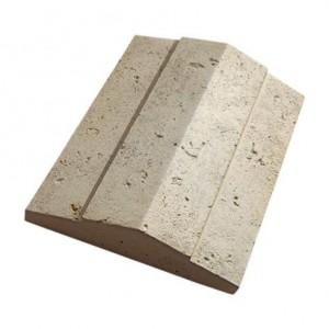 Двускатные плиты «ТИВОЛИ» 909-XX (50x52)