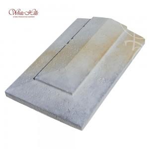 Трехскатные плиты «Тиволи» 912-80 (50x32)