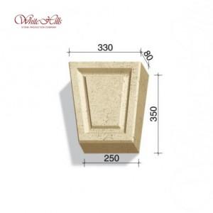 Замковый камень 730-X2 – 734-X2